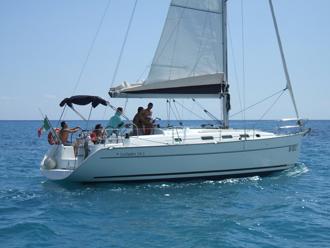 La spiaggia a Metaponto Riva dei Greci-Lido Nausicaa corsi di vela