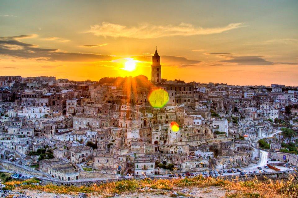 Escursioni a Matera