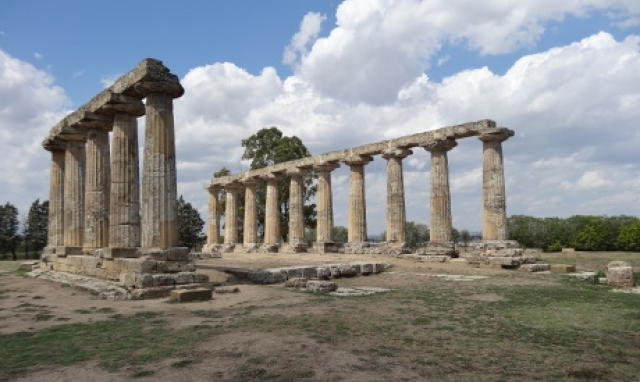Le Aree Archeologiche del Metapontino