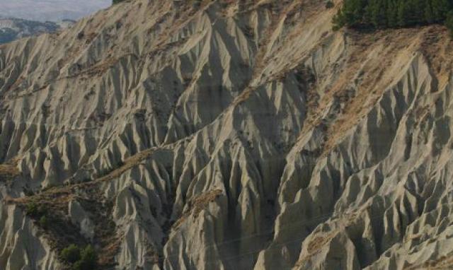 La Riserva Speciale dei Calanchi di Montalbano Jonico