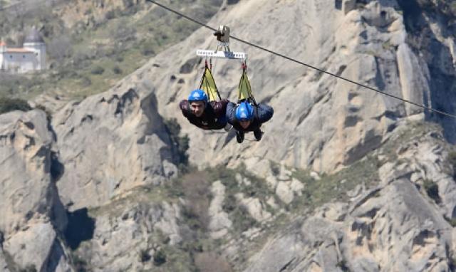 Il Volo dell'Angelo - Dolomiti Lucane