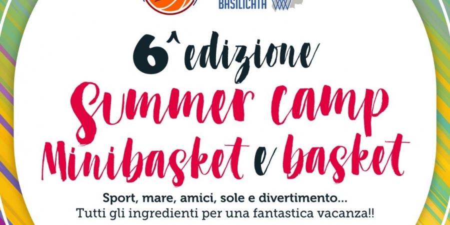 SUMMER CAMP 2020 MINIBASKET E BASKET